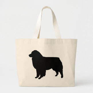 Austrailan Shepherd Gear Large Tote Bag