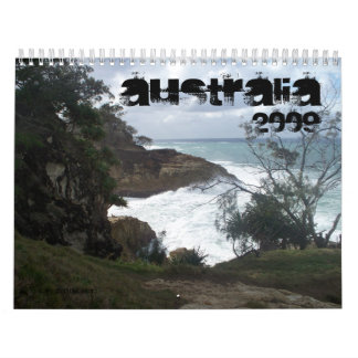 Australia 2009 Calendar