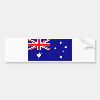 Australia AU Bumper Sticker