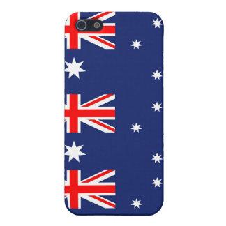 Australia Aussie Australian flag Case For iPhone 5/5S