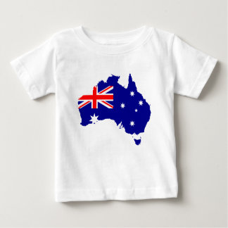 Australia Australia Day Borders Collection Country Baby T-Shirt