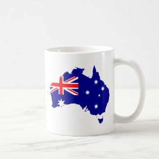 Australia Australia Day Borders Collection Country Coffee Mug