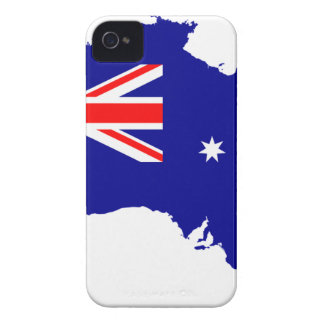 Australia Australia Day Borders Collection Country iPhone 4 Cover