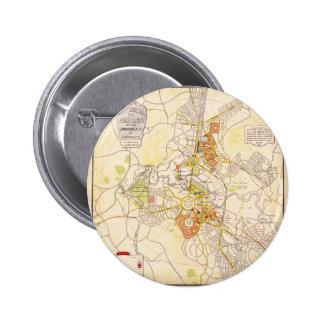 Australia Australian Capital Territory Canberra Pinback Button