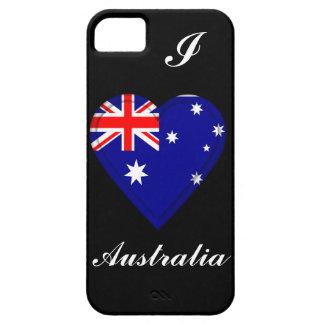 Australia Australian Flag Case For The iPhone 5