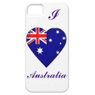 Australia Australian Flag iPhone 5 Covers