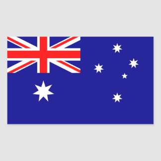 Australia/Australian Flag Sticker