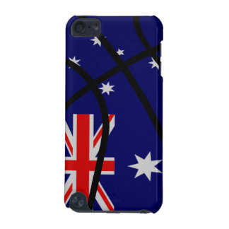 Australia Basketball iPod Touch Case