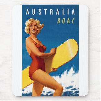 Australia - BOAC Mousepads