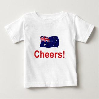 Australia Cheers! Baby T-Shirt