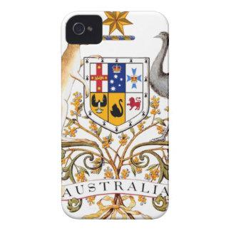 Australia Coat of Arms iPhone 4 Case-Mate Case