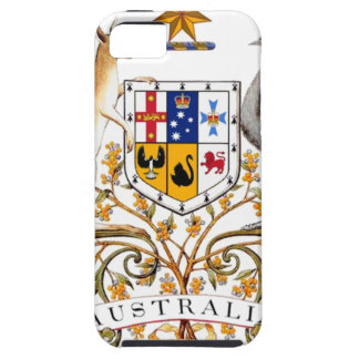 Australia Coat of Arms iPhone 5 Cover