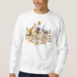 Australia Coat of Arms Sweatshirt