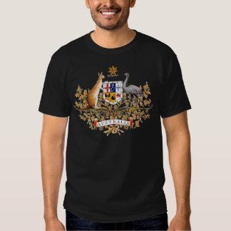 Australia Coat of Arms Tshirt