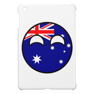 Australia Countryball iPad Mini Cases