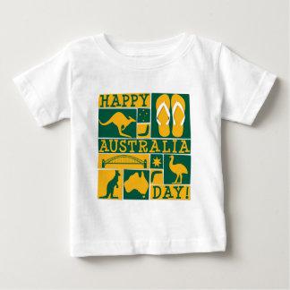 Australia Day Baby T-Shirt