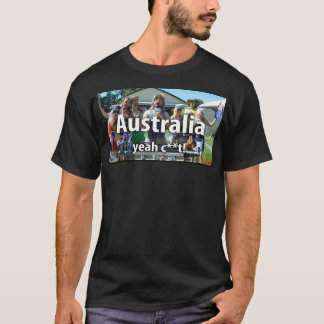 Australia Day Promotion T-Shirt