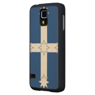 Australia Eureka Flag Maple Galaxy S5 Case