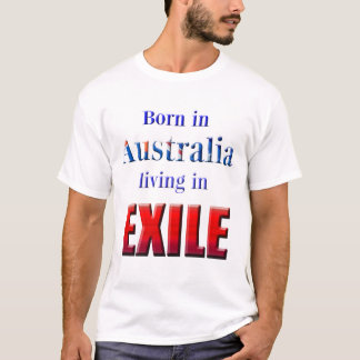 Australia Exile T-Shirt