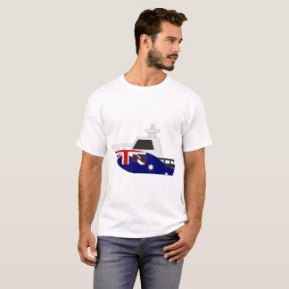 Australia Flag Boat T-Shirt