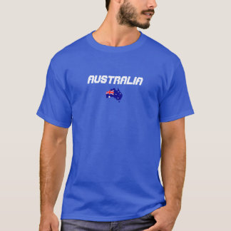 Australia Flag Custom Shirt