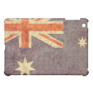 Australia Flag - Grunge iPad Mini Cover