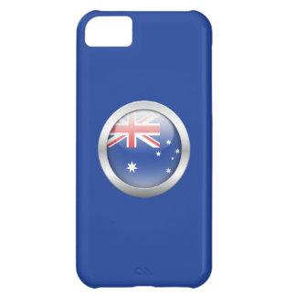Australia Flag in Orb iPhone 5C Case