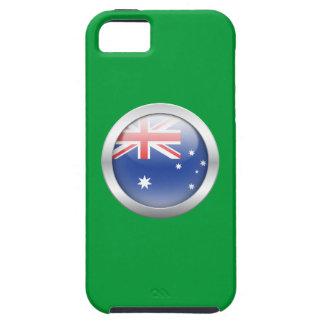 Australia Flag in Orb iPhone 5/5S Cover