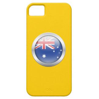 Australia Flag in Orb Case For iPhone 5/5S