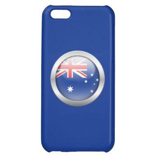 Australia Flag in Orb Case For iPhone 5C