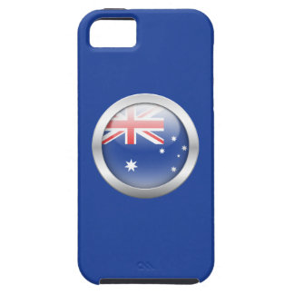 Australia Flag in Orb Cover For iPhone 5/5S