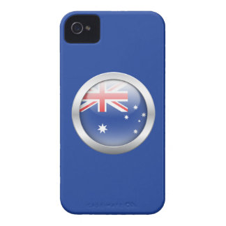 Australia Flag in Orb iPhone 4 Covers
