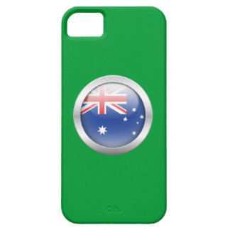 Australia Flag in Orb iPhone 5/5S Covers