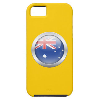 Australia Flag in Orb iPhone 5 Cover