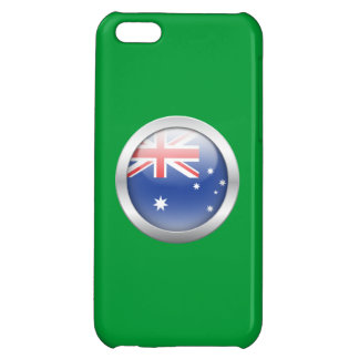 Australia Flag in Orb iPhone 5C Covers