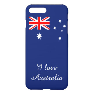Australia flag iPhone 7 plus case