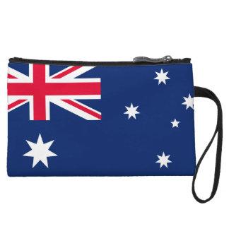 Australia Flag Wristlets Wallet