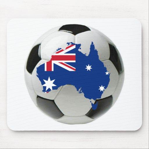Australia football soccer mousepads