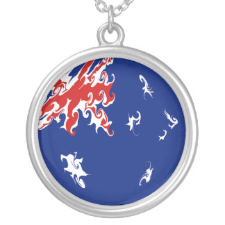 Australia Gnarly Flag Necklaces