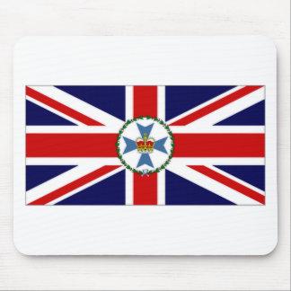 Australia Governor Queensland Flag Mousepads