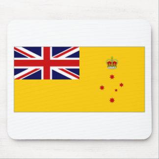 Australia Governor Victoria Flag Mouse Pad