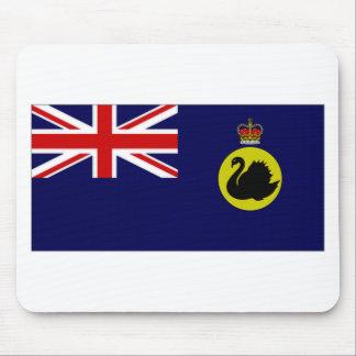 Australia Governor Western Australia Flag Mousepad