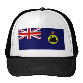 Australia Governor Western Australia Flag Trucker Hat