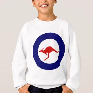 Australia kangaroo military aviation roundel sweatshirt