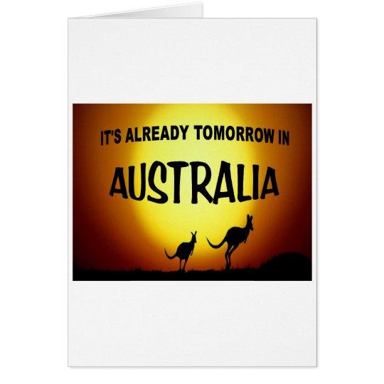 AUSTRALIA KANGAROOS.jpg Card