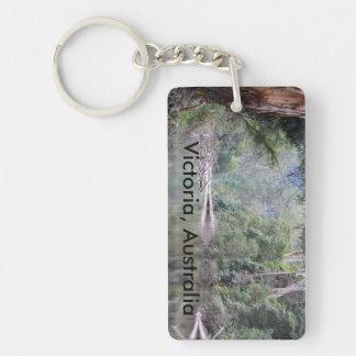 Australia Key Tag Keychain