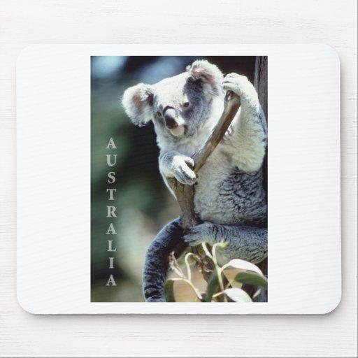 Australia Koala Bear Mouse Pad