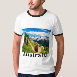 Australia Lederhosen shirt