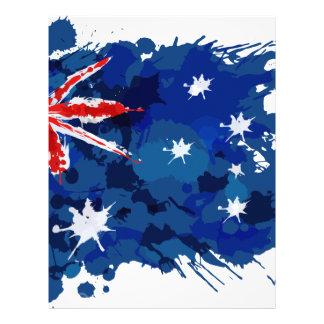 australia letterhead