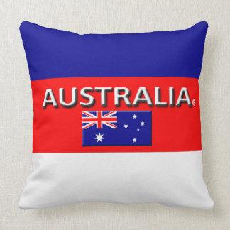 Australia Modern Designer Throw or Lumbar Pillows
